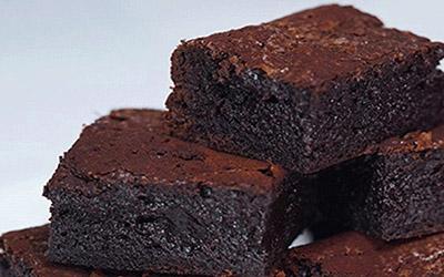 Brownie Esponjoso