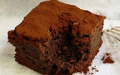 Brownie Sin Azucar